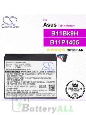 CS-AUM710SL For Asus Tablet Battery Model B11Bk9H / B11P1405