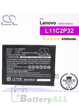 CS-LVB600SL For Lenovo Tablet Battery Model L11C2P32